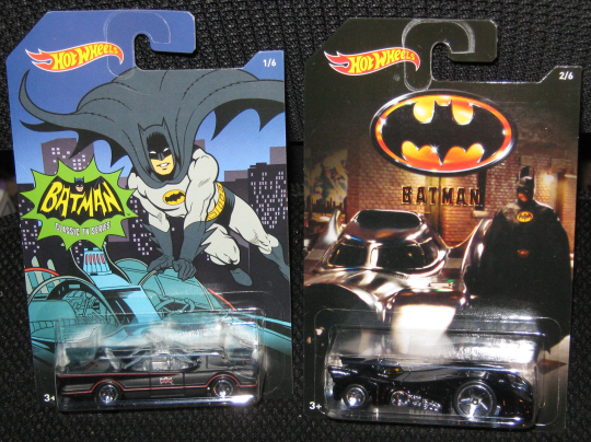 Batmobiles