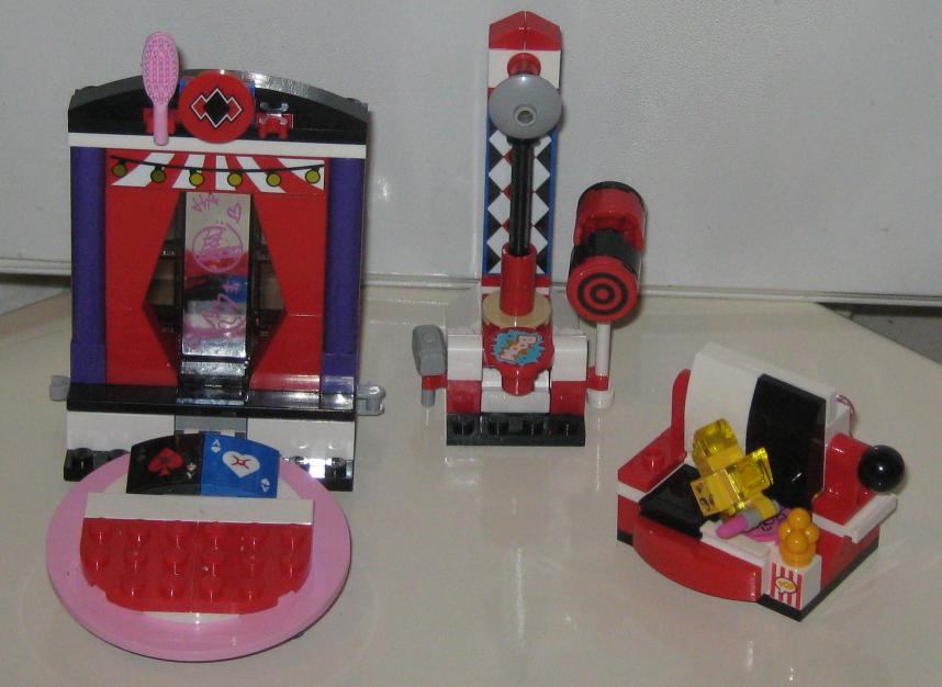 Harley's Room Lego